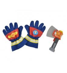 Fireman Sam - Fireman Gloves and Axe