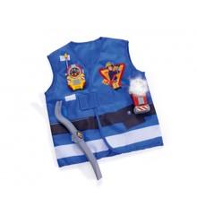 Brandmand Sam - Redningsvest med Tilbehør