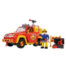 Fireman Sam - Fire Engine Venus incl. Figurine (I-109257656038)
