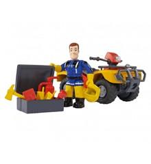 Fireman Sam - Mercury-Quad incl. Figurine (I-109257657038)