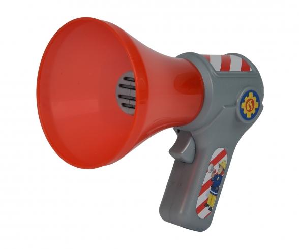 Fireman Sam - Fireman Megaphone (I-109258699038)