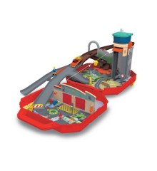 Fireman Sam - Ponty Pandy Playset (I-203095002038)