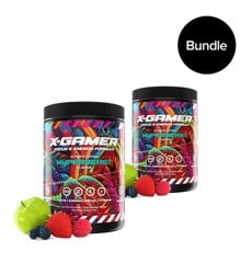 X-GAMER X-Tubz - Hyperbeast - 2 Pack - Bundle