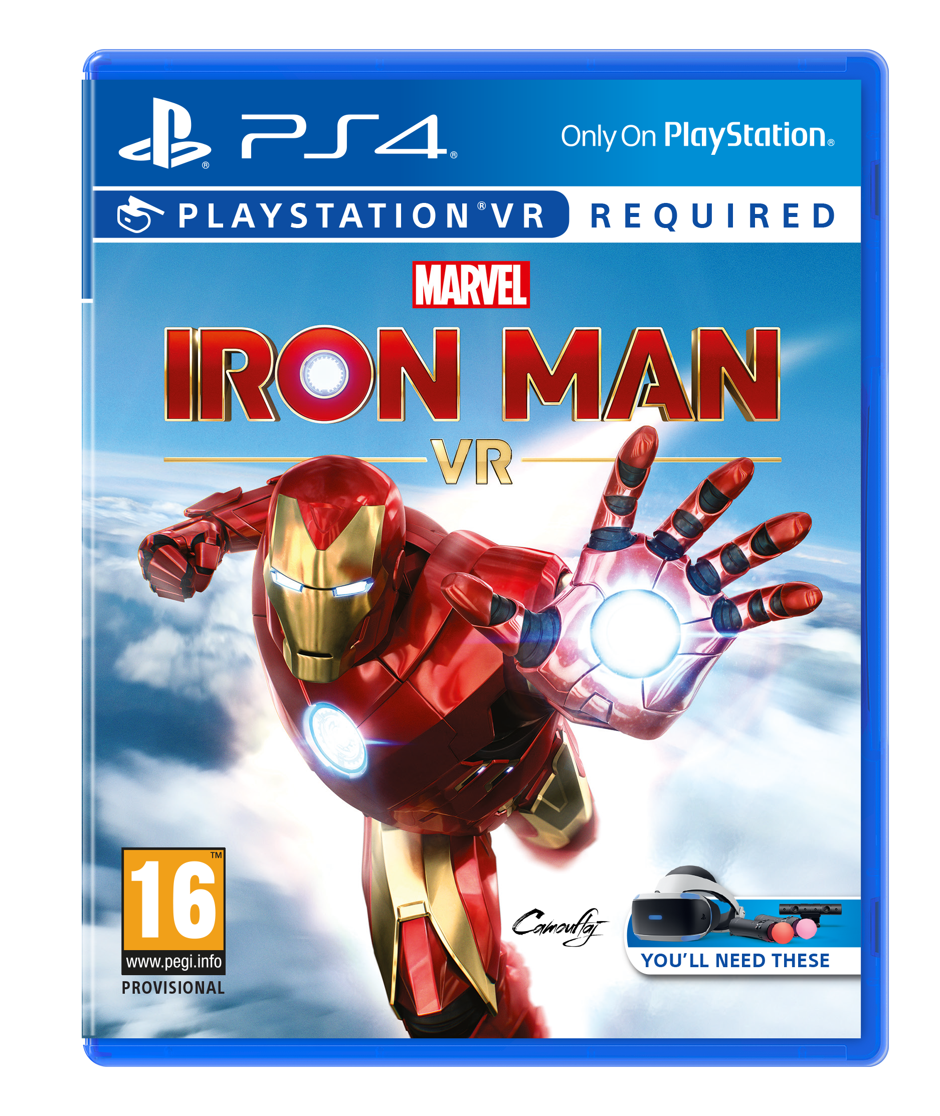 Iron Man (PSVR) (Nordic)