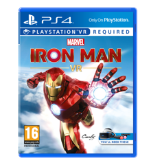 Iron Man (PSVR) + Twin Move Controller (Nordic)