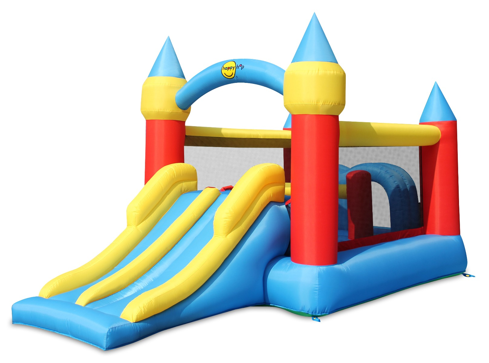 Happy Hop - Bouncing Castle / Obstacle Course (9474)