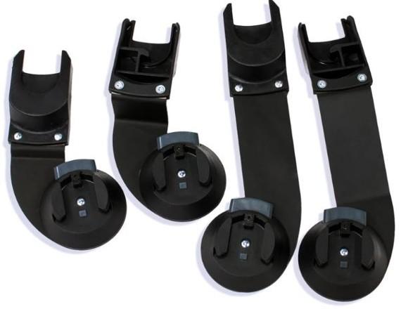 Bumbleride - Indie Twin Car Seat Adapter - Set