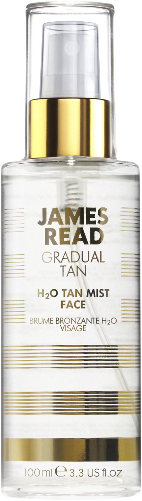 James Read - H2O Tan Mist Face 100 ml