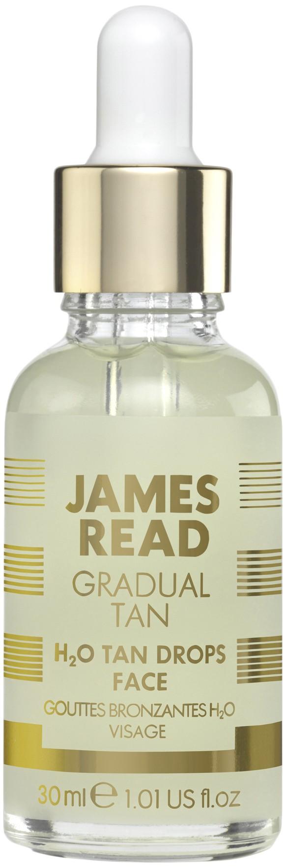 James Read - H20 Tan Drops Ansigt 30 ml