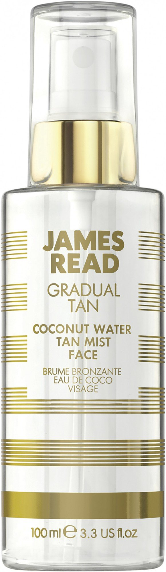 James Read - Coconut Water Tan Mist Ansigt 100 ml