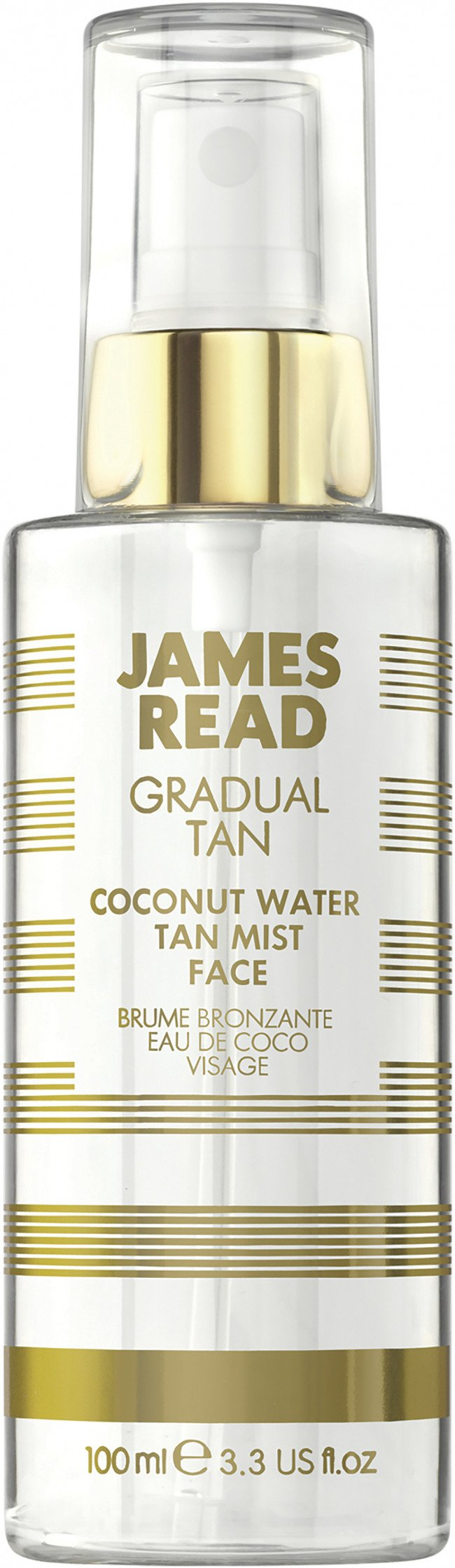 James Read - Coconut Water Tan Mist Face 100 ml