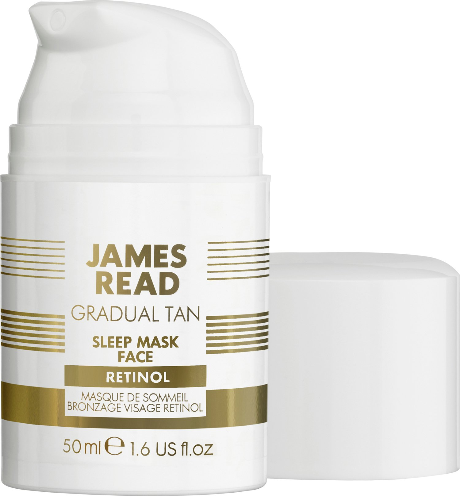 James Read - Sleep Mask Tan Retinol 50 ml