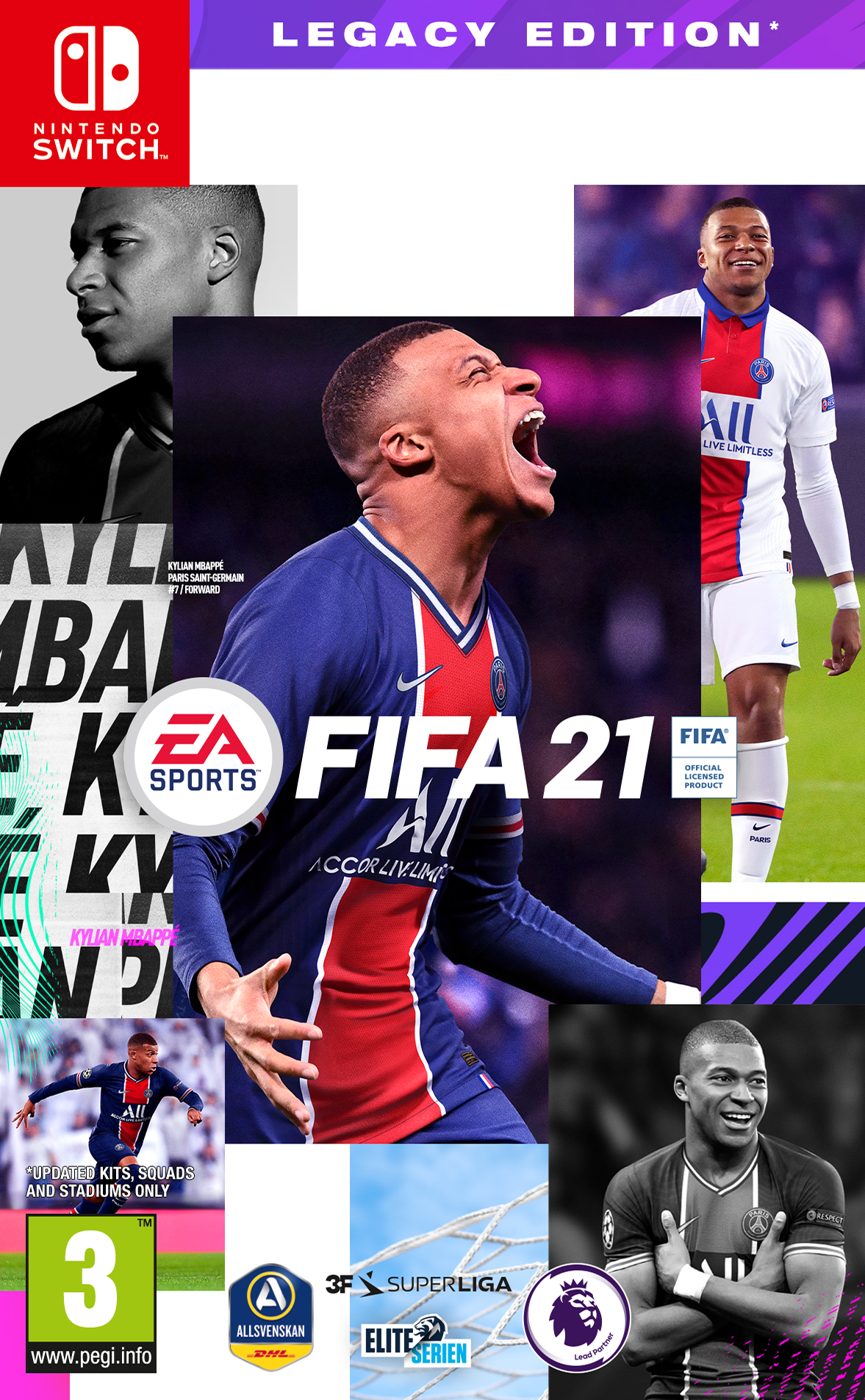 coolshop.co.uk - FIFA 21 (Nordic) Legacy Edition