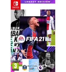 FIFA 21 (Nordic) Legacy Edition