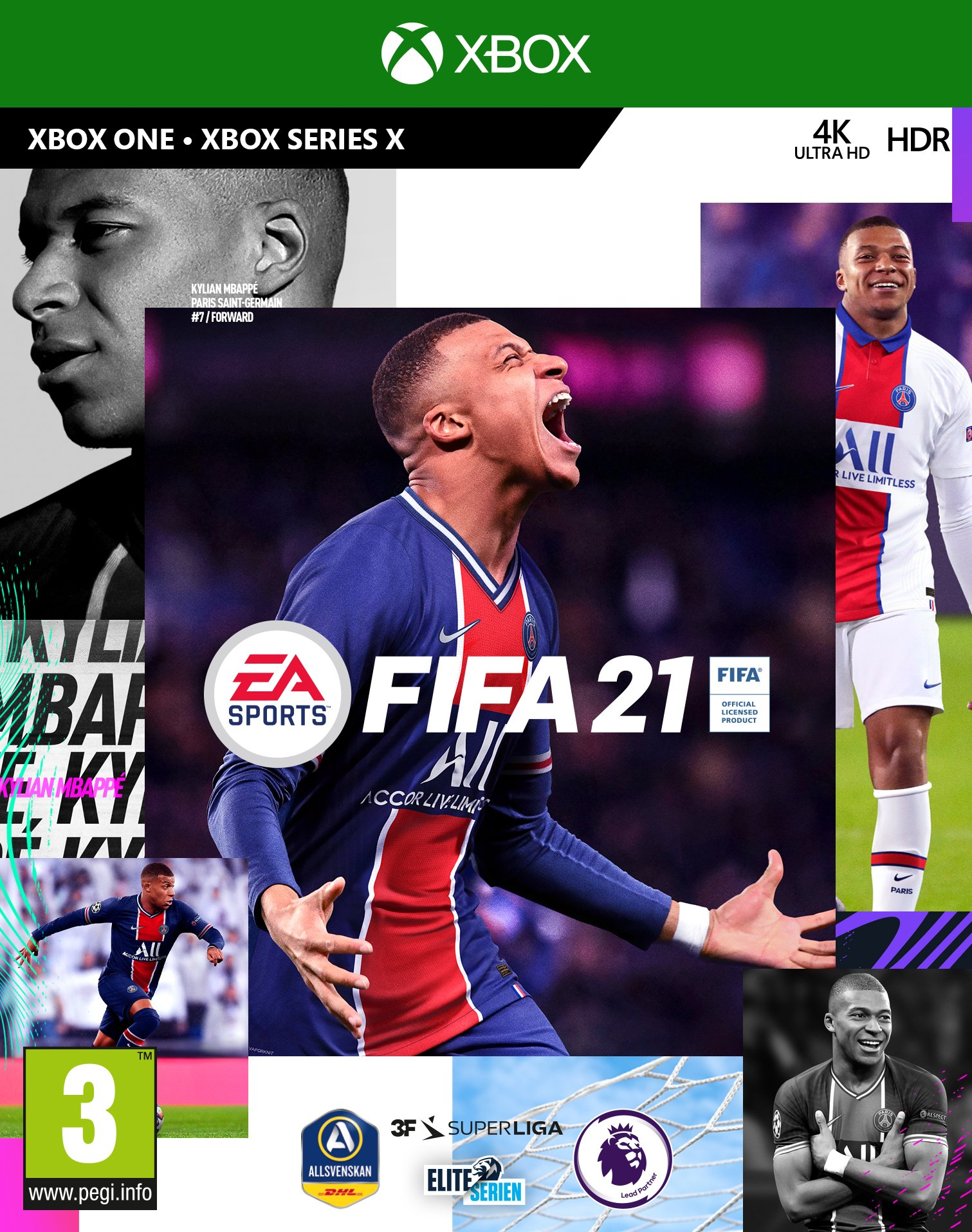 coolshop.co.uk - FIFA 21 (Nordic) – Includes XBOX Series X Version