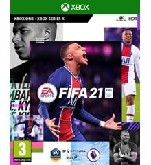 FIFA 21 (Nordic) - Includes XBOX Series X Version