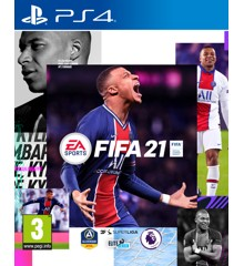 FIFA 21 (Nordic) - Includes PS5 Version