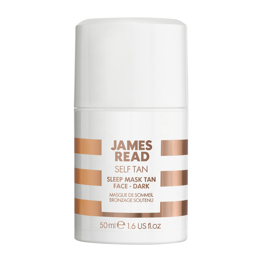 James Read - Sleep Mask Tan Face - Dark 50 ml