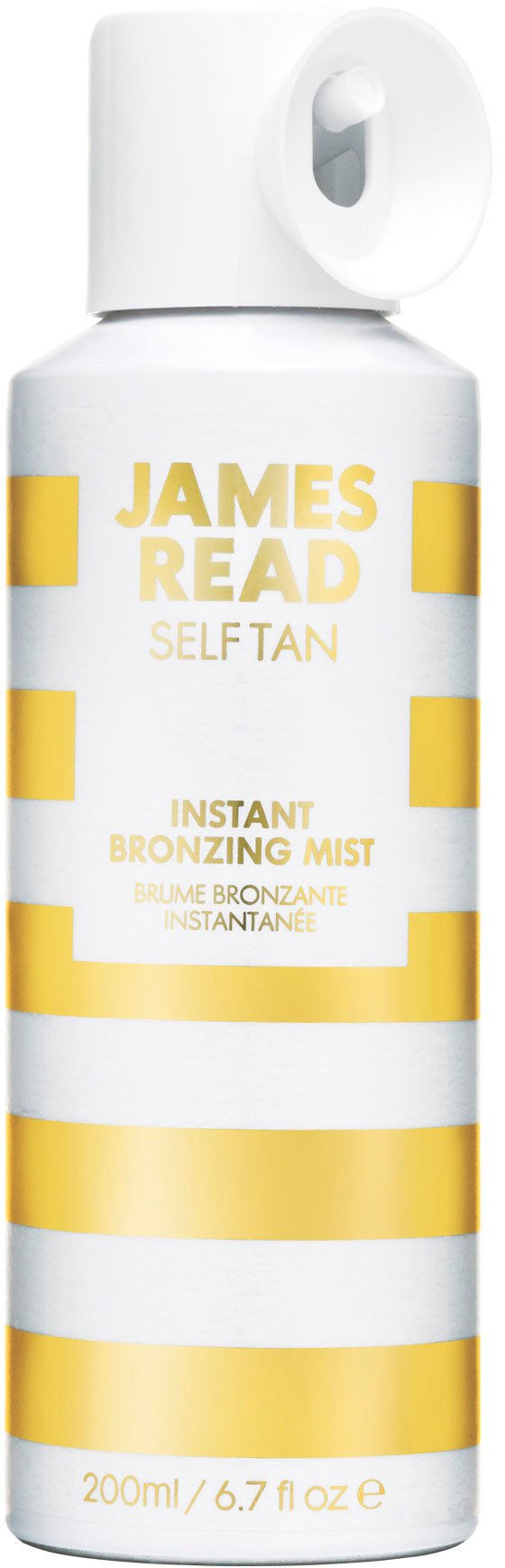 James Read - Instant Bronzing Mist Face & Body 200 ml