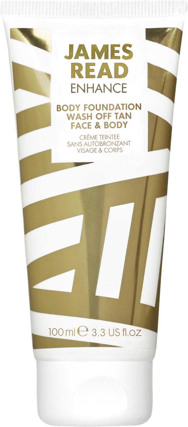 James Read - Body Foundation Wash Off Tan Face & Body 100 ml