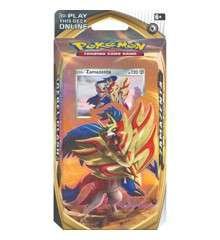 Pokemon - Sword & Shield 2 - Rebel Clash - Theme Deck - Zamazenta (POK80689B)