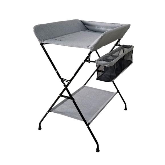 Babytrold - Vera II Changing Table - Grey Denim