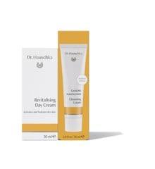 Dr. Hauschka - Revitalising Day Cream 30 ml + Cleansing Cream 30 ml - Giftset