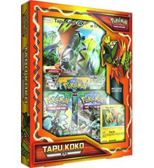Pokemon - Tapu Koko Box (Pokemon Kort)