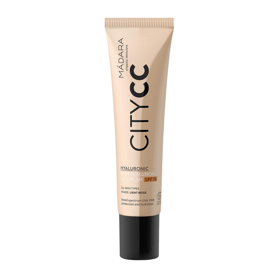 Mádara - Anti-Pollution CC Cream SPF 15 40 ml - Light