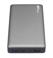 GP - PowerBank Voyage 2.0 15000 mAh, MP15MA, Graphite Grey (405161)