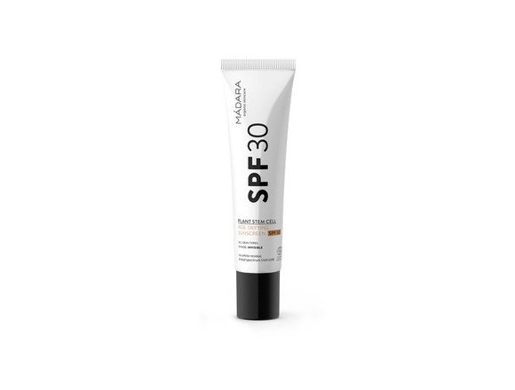 Mádara - Plant Stem Cell Age Protecting Solcreme SPF 30 40 ml