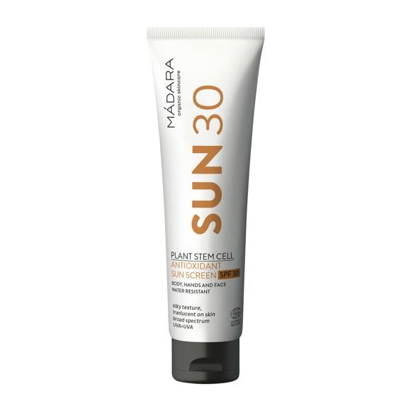 Mádara - Plant Stem Cell Antioxidant Sunscreen SPF 30 100 ml
