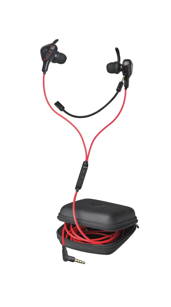 Trust GXT 408 Cobra Multiplatform Gaming Earphones