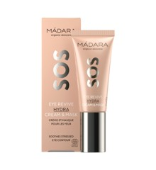 Mádara - SOS Eye Revive Cream & Mask 20 ml