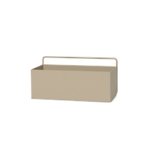 Ferm Living - Wall Box Regtangle - Cashmere