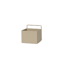 Ferm Living - Wall Box Square - Cashmere (100539693)
