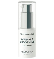 Mádara - Time Miracle Wrinkle Smoothing Eye Cream 15 ml