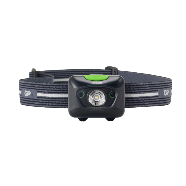 GP - Xplor Headlamp ORION PH15 300LM - Black (455016)
