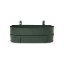 Ferm Living - Bau Balcony Box - Dark Green (100020408)