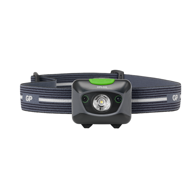 GP - Xplor Headlamp ANDROMEDA PHR15 300LM - Black (455017)