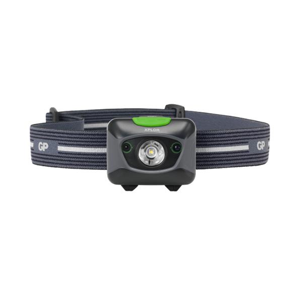 GP - Xplor Headlamp ANDROMEDA PHR15 300LM - Black (455017)