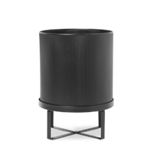 Ferm Living - Bau Pot - Black (100202101)