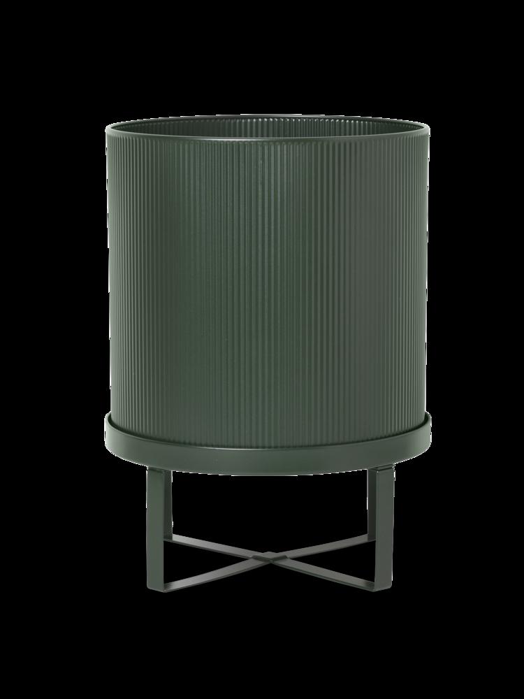 Ferm Living - Bau Pot - Dark Green (100202408)