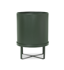 Ferm Living - Bau Pot - Dark Green (100202408)
