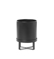 Ferm Living - Bau Pot Small - Black (100203101)