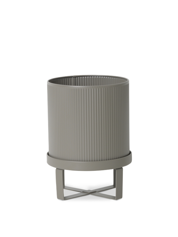 Ferm Living - Bau Pot Small - Warm Grey (4188)