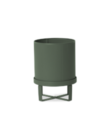 Ferm Living - Bau Pot Small - Dark Green (100203408)