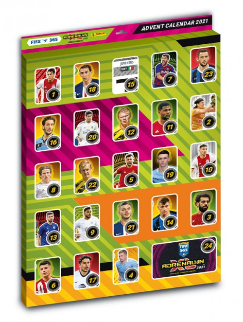 Buy Adrenalyn   FIFA 365 2020/2021   Advent Calendar   Incl. shipping
