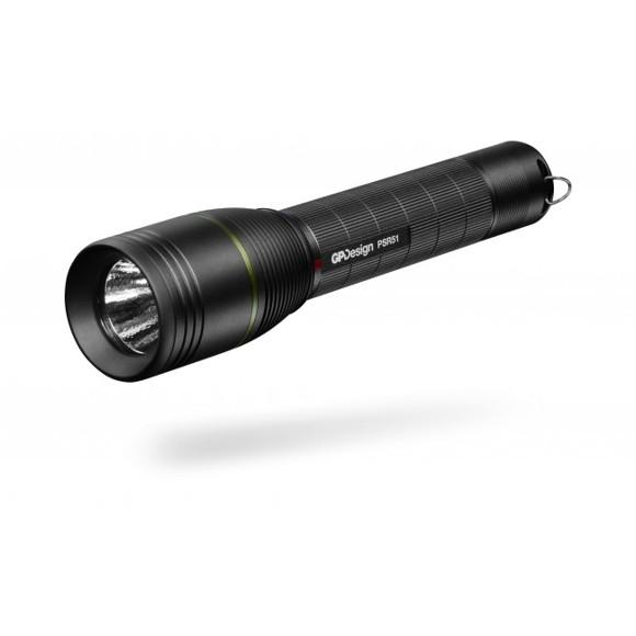 GP - Flashlight Multi-Colour 500LM (450056)