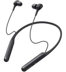 Sony - WI-C600N Trådløse WI-C600N-øretelefoner med støjeliminering